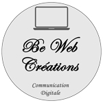 Logo-Be-Web-Creations